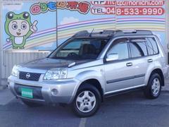 エクストレイルStt  ★4WD・キセノン★