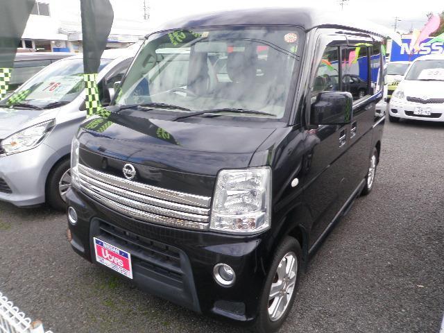 日産 G HR 4WD 両側電動スライドドア シートヒーター
