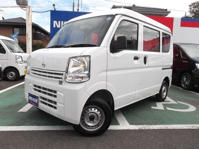 日産 DX HR 4WD  ♪MM317D-A