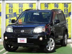 エクストレイルXtt 4WD ★キセノンライト カブロンシート