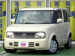 キューブ15M プラスナビHDD SP ★ワンオーナー車