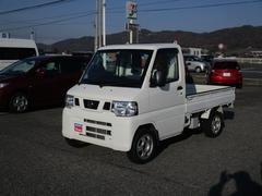クリッパートラックDX 農繁仕様 4WD 5速MT ワンオーナー パワステ