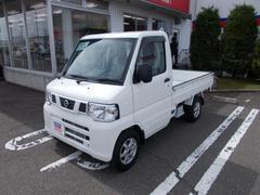 クリッパートラックDX 【5MT・4WD】