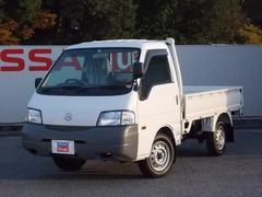 バネットトラックトラック1800DX スーパーローシングルタイヤ