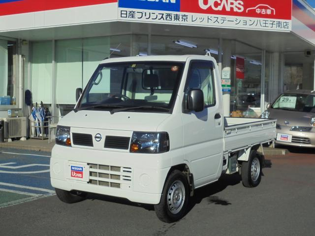 日産 DX 4WD オートマ 350kg 3方開