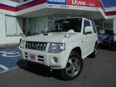 キックスRX 4WDターボ 純正ナビTV