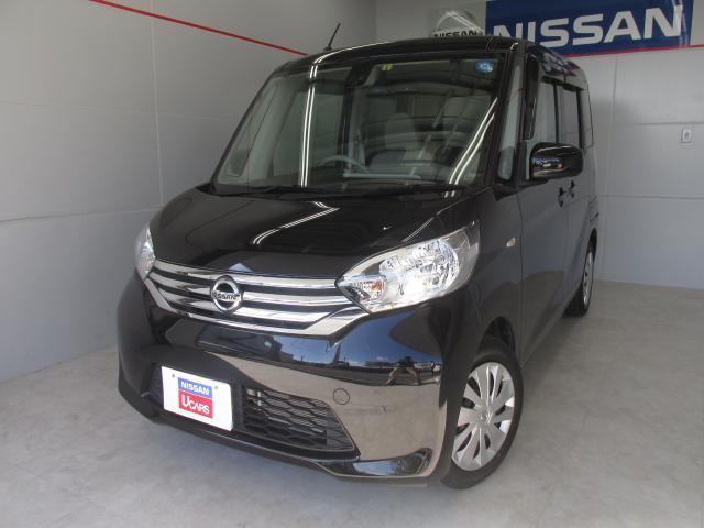 沖縄の中古車 日産 デイズルークス 車両価格 118万円 リ済別 平成28年 1.0万km ブラックP