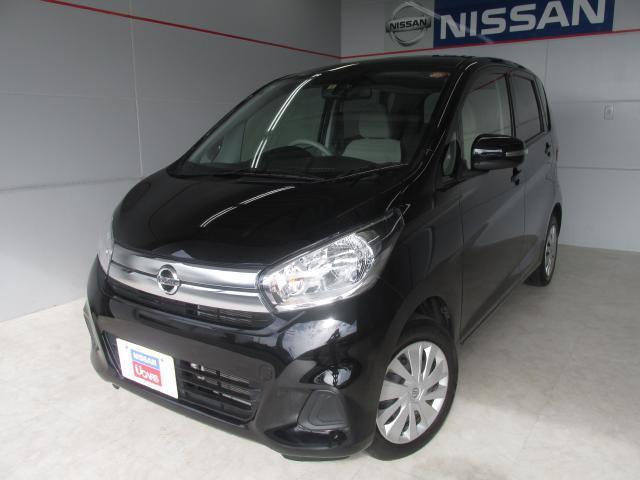 沖縄の中古車 日産 デイズ 車両価格 98万円 リ済別 平成29年 3.0万km ブラックP