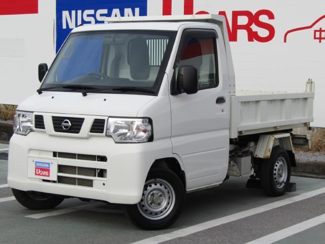 多目的ダンプ(PTO式・三方開・高あおり仕様) 4WD 5MT