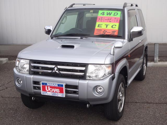 三菱 エクシード  ターボ  4WD