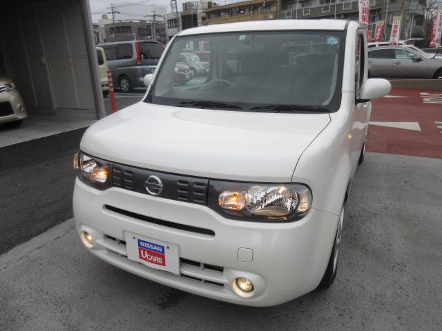 日産 15X Vセレクション 社有車UP