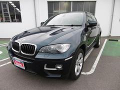 BMW X6xDrive35i 4WD ターボ  ナビTV バックカメラ