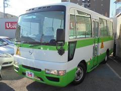 シビリアンバス幼稚園バス 大人3人+幼児39人 バックモニター