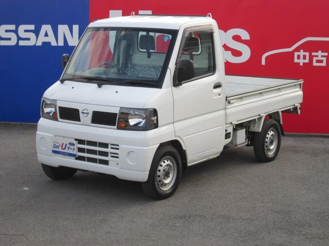 日産 SD エアコン付 4WD