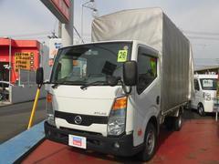 アトラストラック1.5tDXスーパーローWタイヤ幌付 木製【EHS】