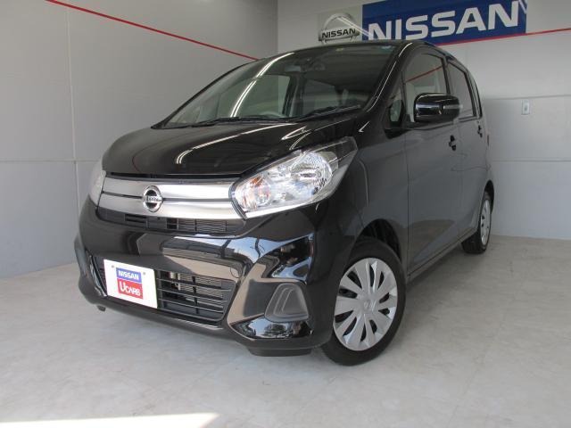 沖縄の中古車 日産 デイズ 車両価格 98万円 リ済別 平成29年 2.9万km ブラックP