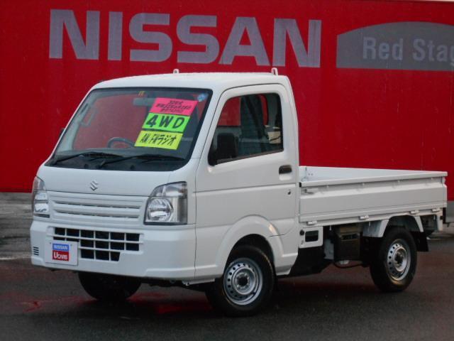 スズキ KC エアコン・パワステ  4WD 五速マニュアル