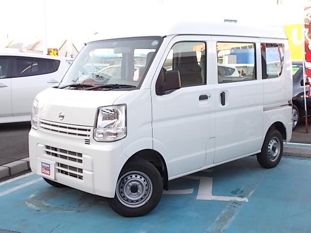 日産 DX HR 当社社用車