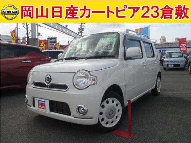 ダイハツ ココアプラスX スペシャルコーデ メモリーナビ 軽自動車