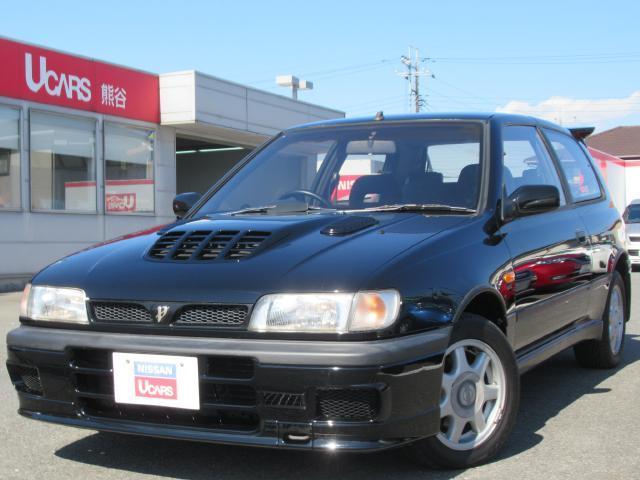 日産 GTI-R  4WD 1オ-ナ-車 整備記録簿有 日産保証付