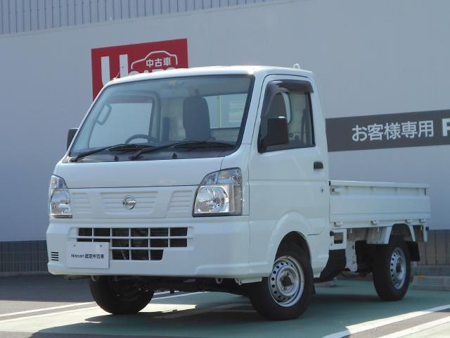 日産 DX 5MT 2WD