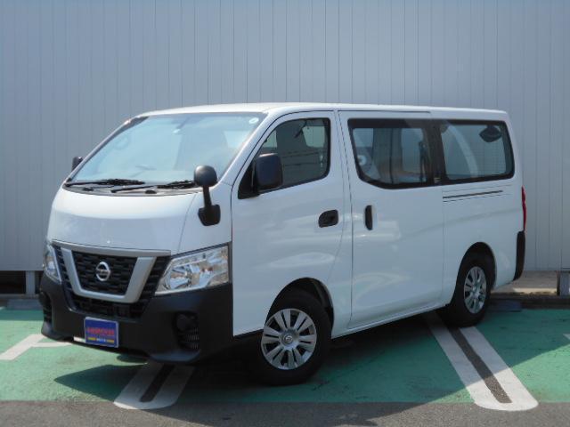NV350キャラバンバン 1.2t DX 低床 ロング ★メモリーナビ・フルセグTV★(日産)