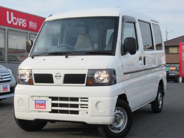 日産 SD ワンオ-ナ-車 5速MT エアコン デュアルエアバック