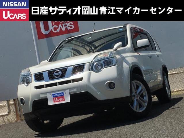 日産 20X 4WD 純正メモリーナビ バックモニター