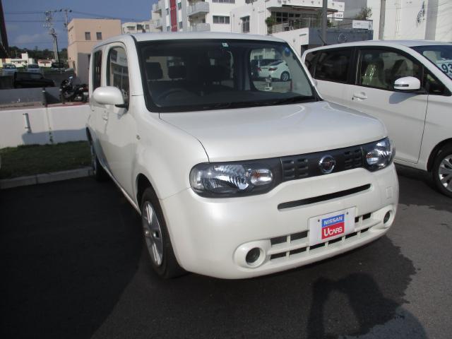 沖縄県の中古車ならキューブ 15X ★アイドリングストップ★