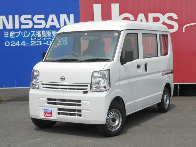 日産 DX 4WD ナビ・TV・バックカメラ