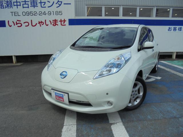 日産 X メモリーナビ・バックモニター・走行少ない27000キロ