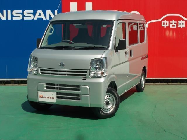 日産 DX HR マニュアル車 4WD