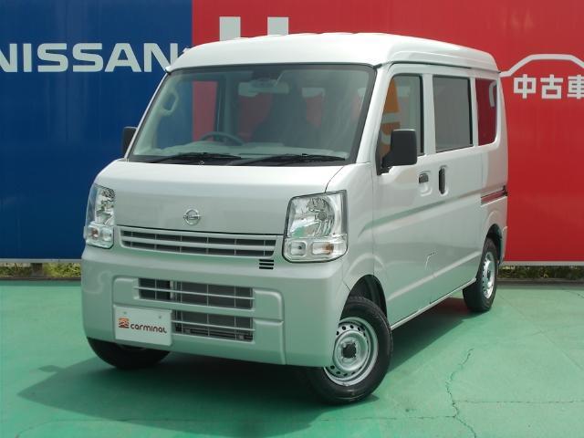 日産 DX エマージェンシーブレーキパッケージ HR 4WD