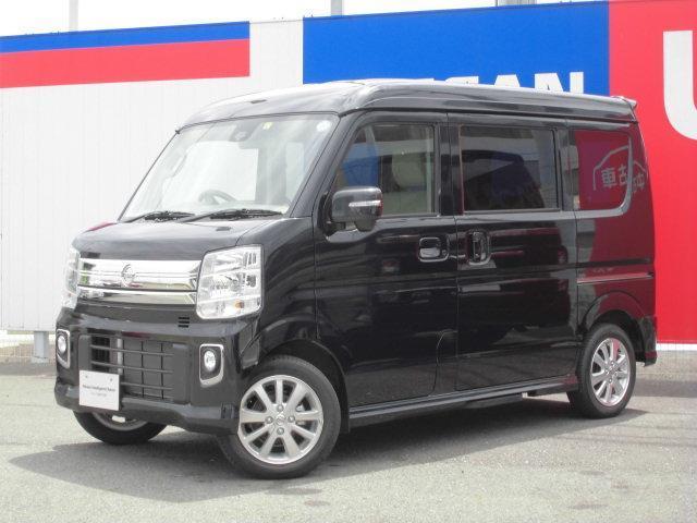 日産 G HR 4WD エマージェンシーブレーキ