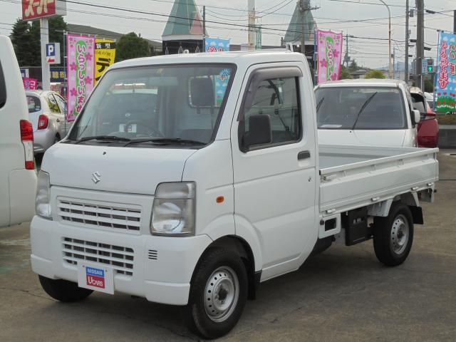 スズキ KC エアコン・パワステ 2WD