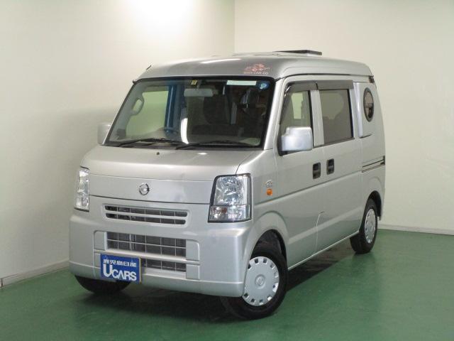 日産 GX ターボ キャンピングカー
