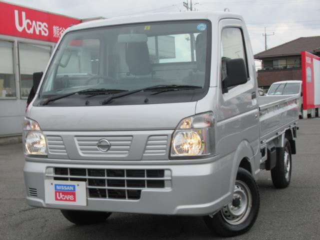 日産 DX 当社デモカ-UP 3AT エアコン パワステ ラジオ