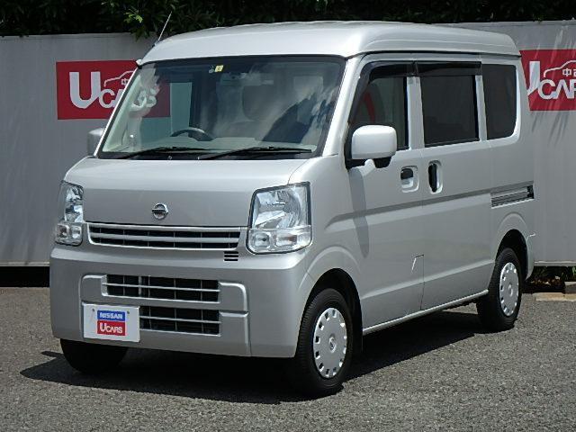 日産 GX HR エマージェンシーブレーキ