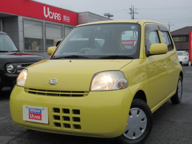 ダイハツ L 1オ-ナ-車 CDデッキチュ-ナ- キ-レス 日産保証付