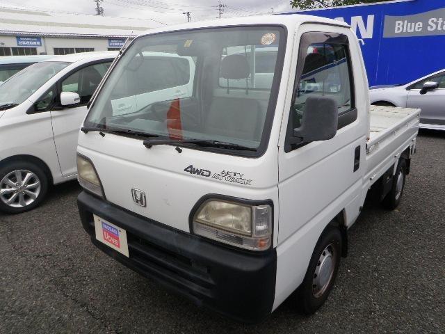 ホンダ ATTACK 4WD