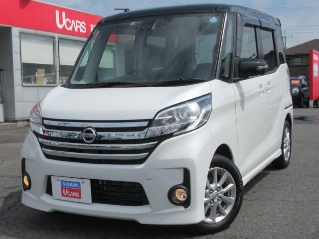 日産 ハイウェイスターX ワンオーナ-車 AVM エマブレ Mナビ