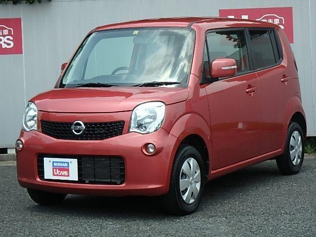 日産 X 純正メモリーナビ・ワンセグTV・前後ドラレコ取付車
