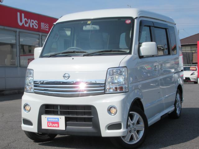 日産 G HR 4WDタ-ボ キセノン 両ASD Mナビ Bカメラ