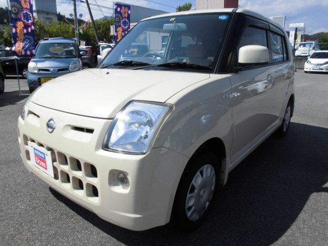 「日産」「ピノ」「軽自動車」「長野県」の中古車