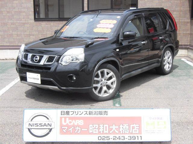 「日産」「エクストレイル」「SUV・クロカン」「新潟県」の中古車