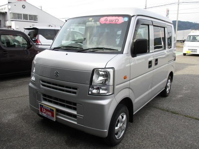 スズキ PA 4WD パワステ エアコン