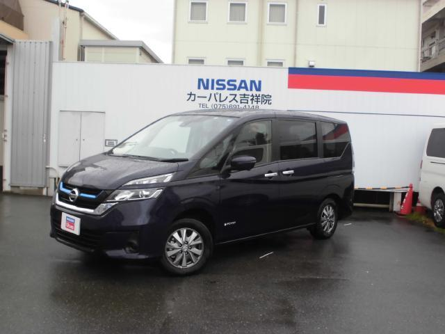 日産 e-POWER XV