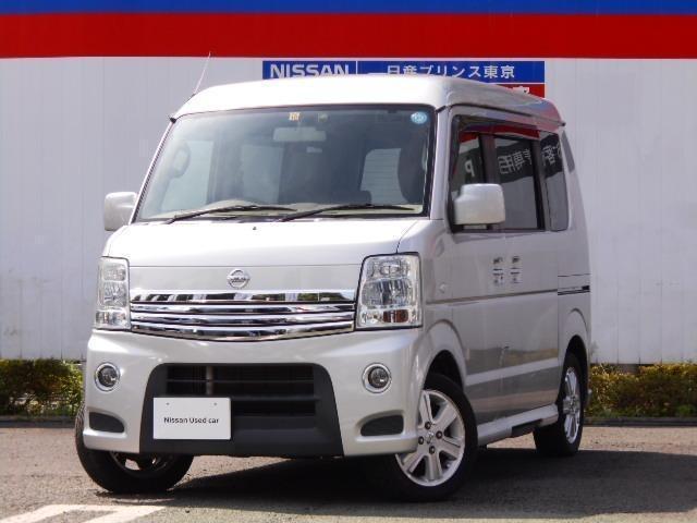 日産 NV100クリッパーリオ G HR ターボ ナビTV バッ...