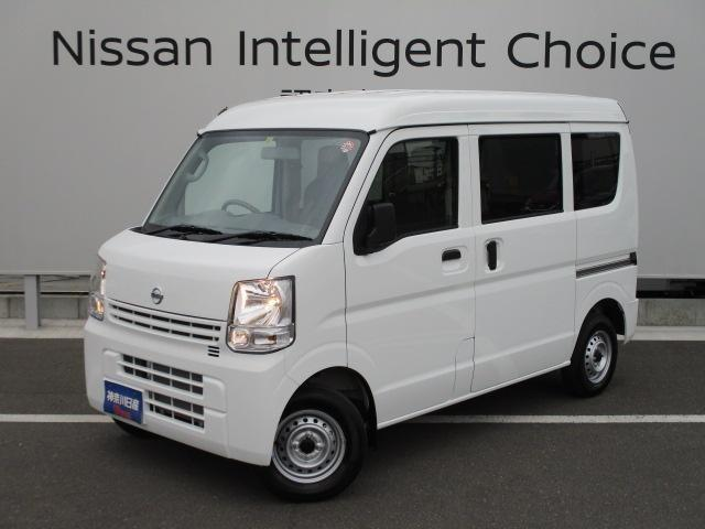 日産 NV100クリッパーバン DX ハイルーフ 5AGS車 メ...