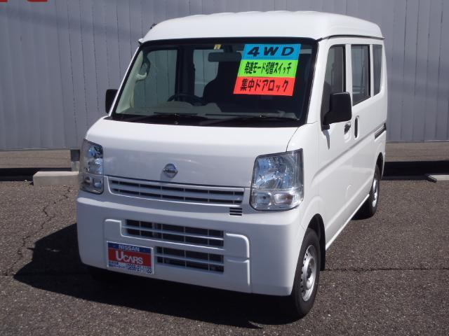日産 DX HR 4WD ABS
